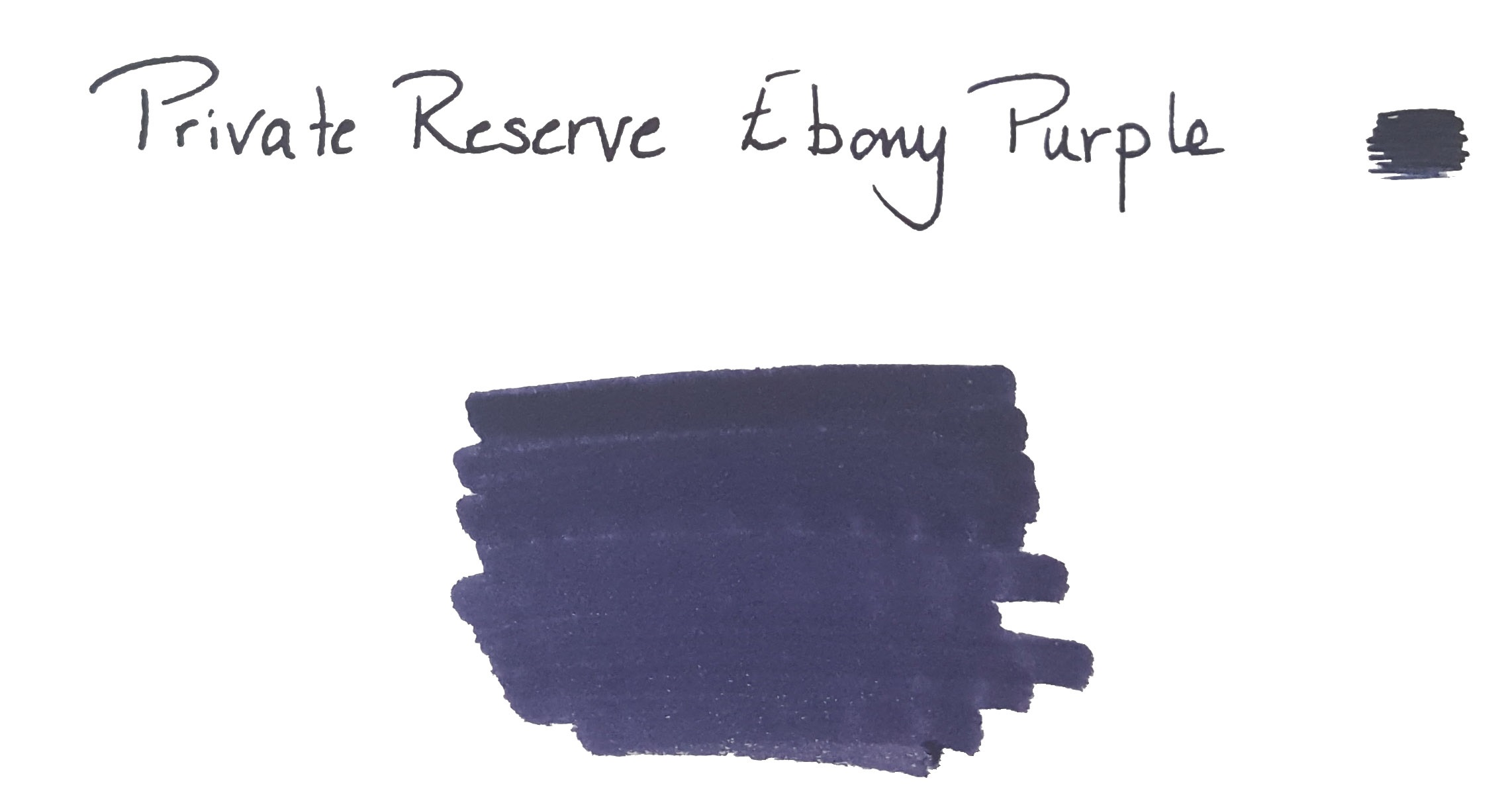 ebony-purple-swab