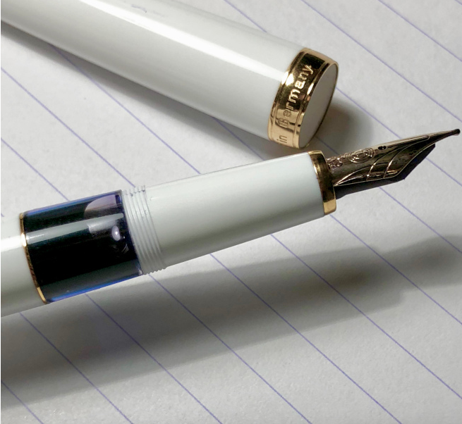 Cleo Skribent fountain pen review classic